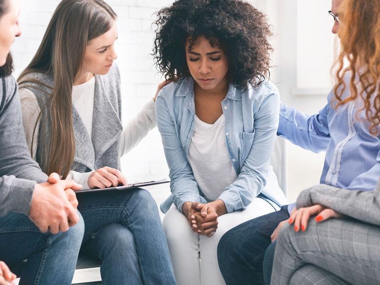 Kobiety naspotkaniu psychoterapeutycznym